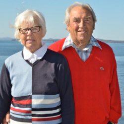 Roger et Pierrette LEFEBVRE  –  BERNARD