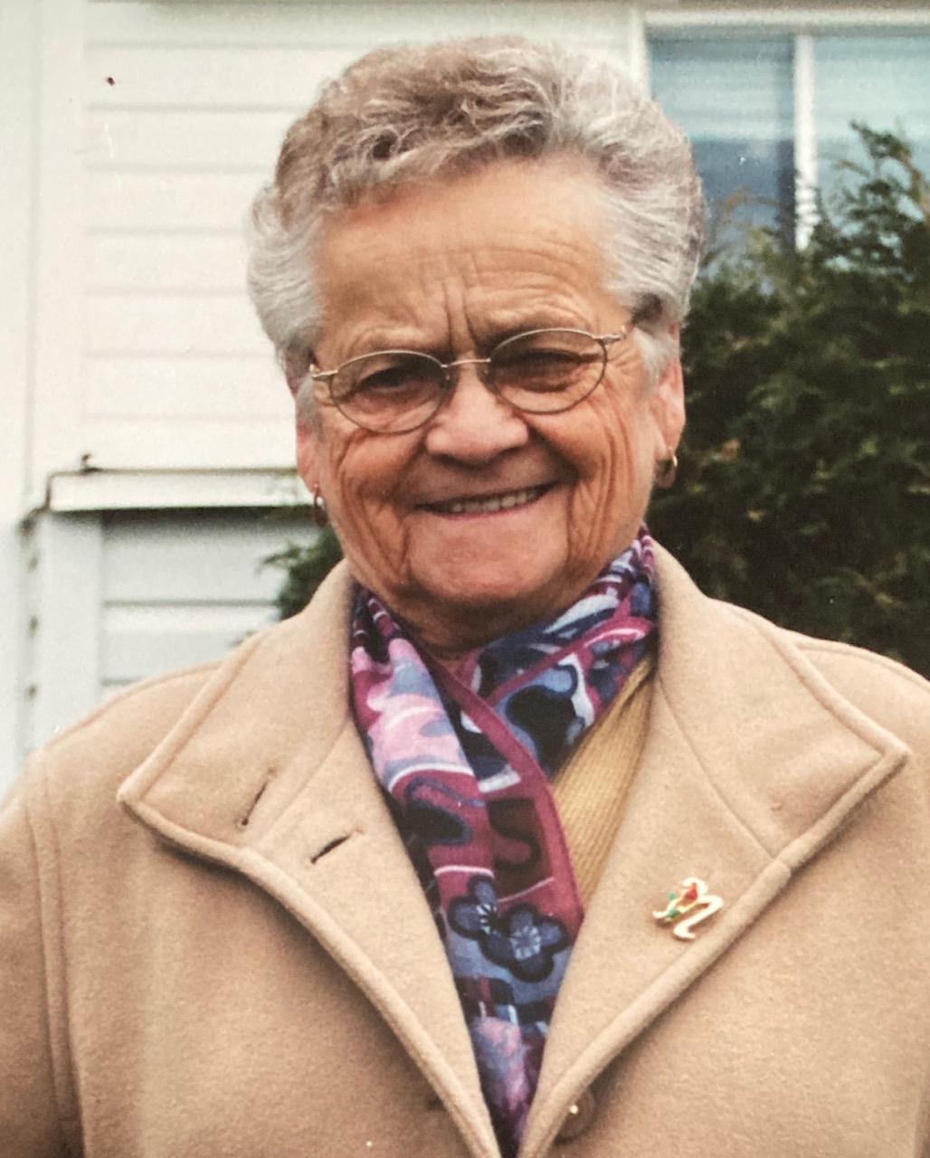 Marie Laura-Jeanna Cyr